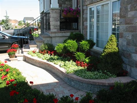 Stylish Front Yard Landscaping Ideas  Manitoba Design
