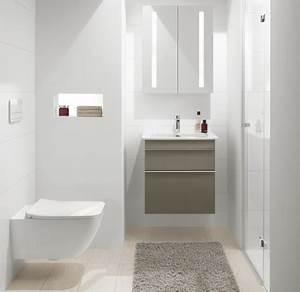 Kleines Bad Dusche : kleines bad mit dusche rauml sungen villeroy boch ~ Markanthonyermac.com Haus und Dekorationen
