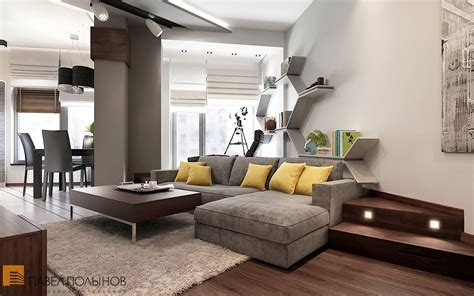 Small Apartment : Stylish Small Apartment Interior
