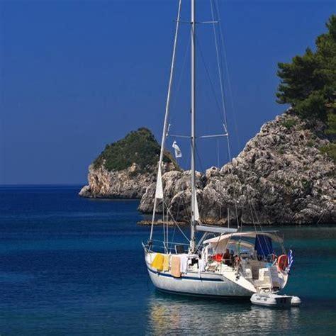 Zeilboot Griekenland by Flottieljezeilen In Griekenland Kroati 235 En De Caribbean