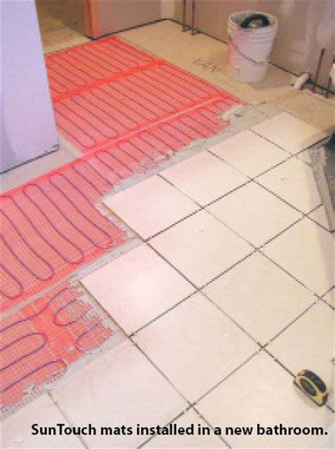 suntouch electric radiant floor heat mats kit 10 s des moines iowa materials for sale classified