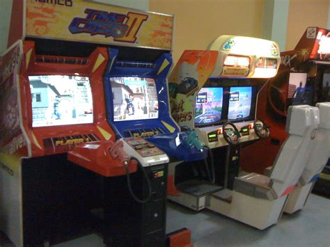 salle d arcade sur la r 233 gion nantaise
