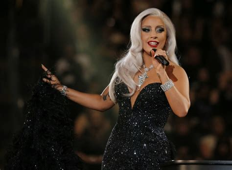 Lady Gaga To Sing The National Anthem At Super Bowl 50 On