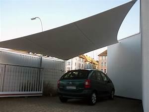 Carport Mit Plane : planen m ller gmbh sonnensegel aus pvc planenstoff ~ Markanthonyermac.com Haus und Dekorationen
