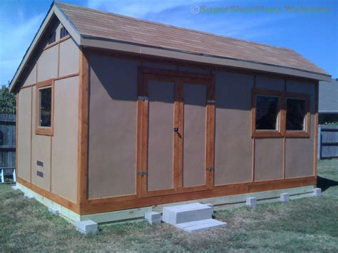 custom design shed plans 8x8 gambrel wood total shed