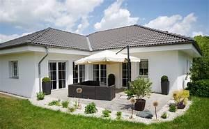 Haus Bungalow Modern : sunshine massivh user stein auf stein ~ Markanthonyermac.com Haus und Dekorationen