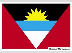 Antigua and Barbuda flag What does the Antigua and