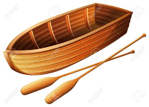 Cartoon Wood Boat by Wooden Boat Clipart Clipground