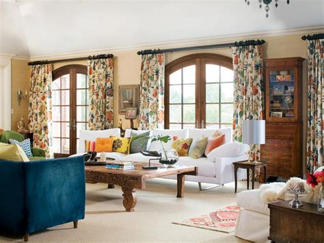 Home Curtain : French Country Curtains Tips For House Design