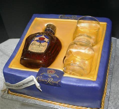crown royal cake crown royal gift set cake gift ideas for my