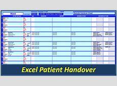 Shift Handover Template Excel calendar template excel