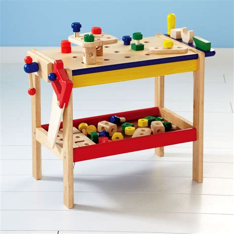 Childrens Wooden Tool Bench Pdf Woodworking
