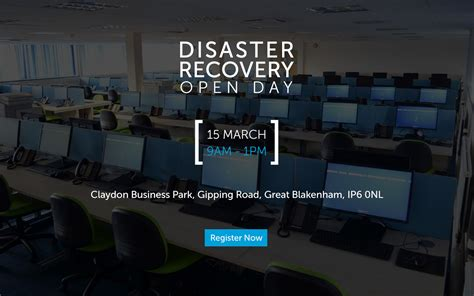 Corbel Disaster Recovery Open Day, March 2017  Corbel It