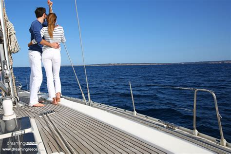 Sailing On Greece by Yachting Sailing Yacht Charter Greece Dreamingreece