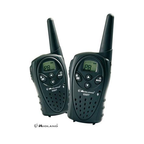 talkie walkie midland g5 xt achat de talkie walkies montagne