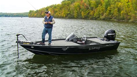 Boat R Videos by Lund Boats Adds New Aluminum Bass Boats To Their Lineup