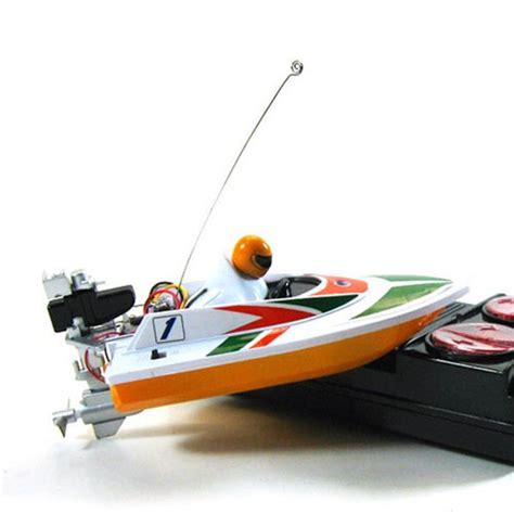 Rc Boats Games by Mini Micro Rc Speed Boat White