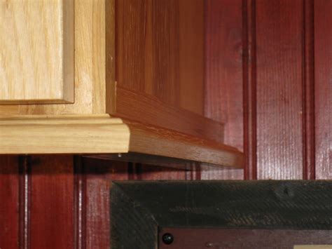 installing molding for cabinet lighting a concord