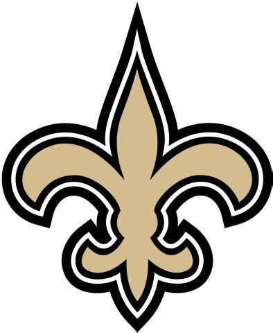 Filenew Orleans Saints Logosvg  Wikimedia Commons