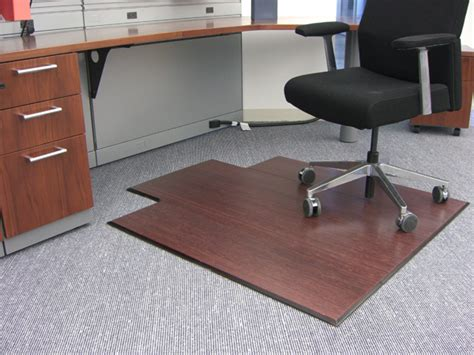 Surface Office Chair Mat by Bamboo Foldable Chair Mats Are Bamboo Tri Fold Office Mats