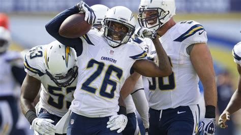 Chargers Cb Brandon Flowers Inspires Dad