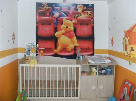 deco de chambre bebe winnie l ourson