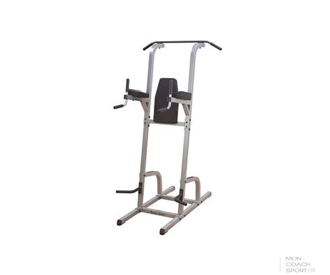 solid power tower gvkr82 chaise romaine tests et avis musculation multi station