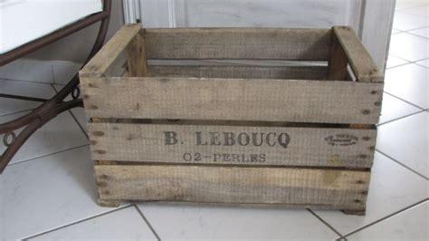 destockage noz industrie alimentaire machine caisse bois pomme