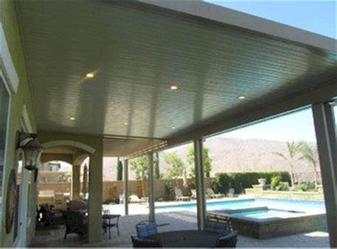 recessed lighting for alumawood patio covers patio