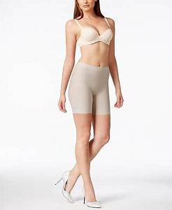 SPANX Light Control Perforated Shorts 10003R - Bras ...