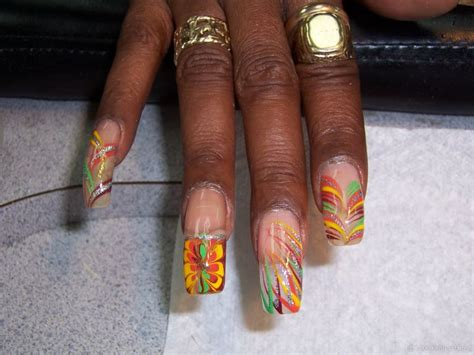Cool African American Manicures By Brooklyn Nail Tech