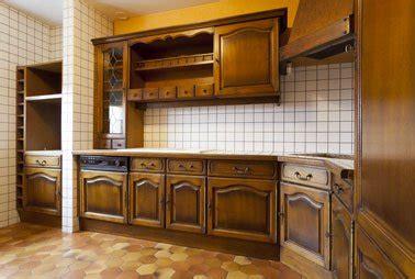 peinture meuble cuisine r 233 novation cuisine v33 photo avant