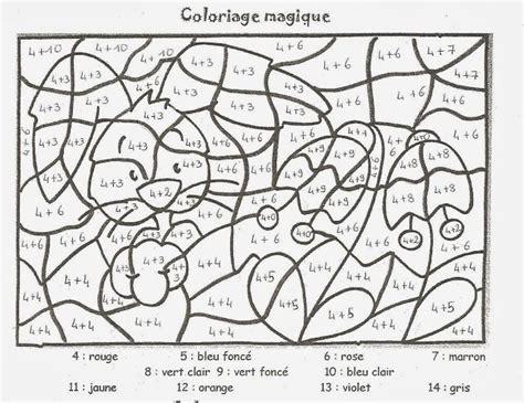 petit exercice d addition pour les 233 l 232 ves du ce1 et ce2 coloriage magique 224 imprimer enfants