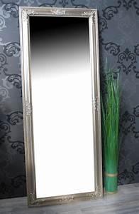 Wandspiegel Antik Silber : spiegel wandspiegel badspiegel jana antik silber barock 150 x 60 cm ebay ~ Whattoseeinmadrid.com Haus und Dekorationen
