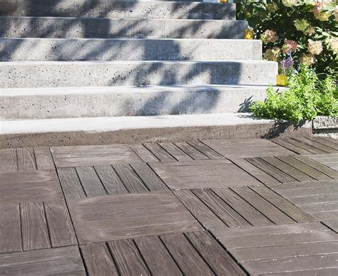 dalle foresta am 233 nagement paysager patio drummond
