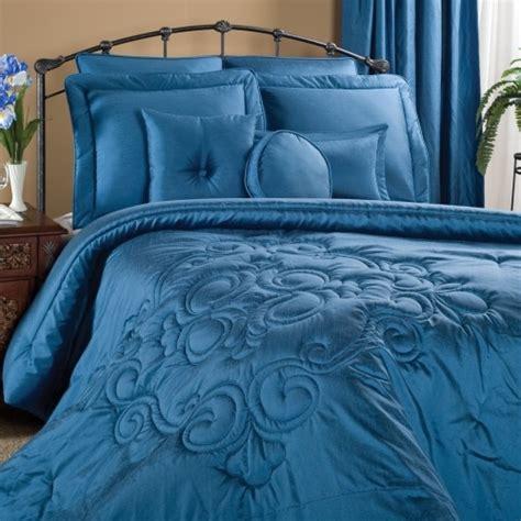 peacock blue bedding home decor