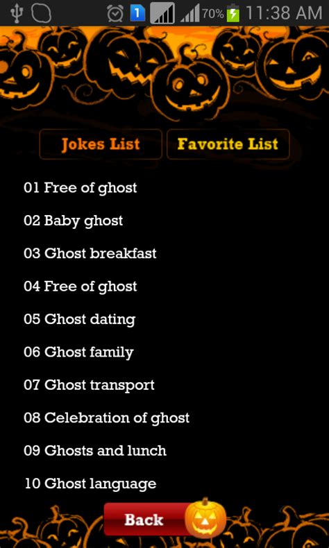 Halloween Fun Riddles by Funny Halloween Jokes Riddles Android Apps Auf Google Play