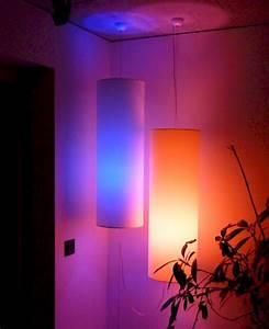 Philips Lampe Bunt : einbinden von philips hue beleuchtung in knx ~ Markanthonyermac.com Haus und Dekorationen