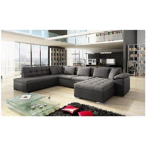 canap 233 angle u alta 4 gris fonc 233 angle droit achat vente canap 233 sofa divan cdiscount