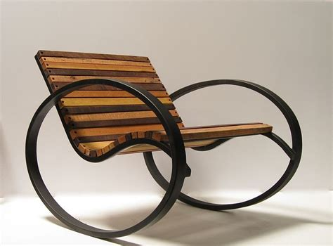 12 amazing outdoor rocking chairs ideas and designs