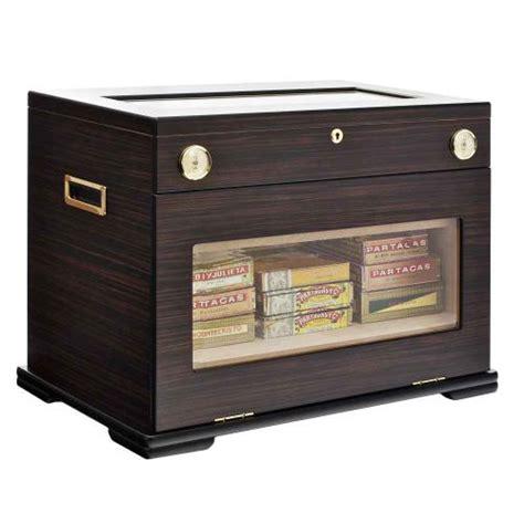 adorini aficionado deluxe cigar humidor cabinet 400 cigars