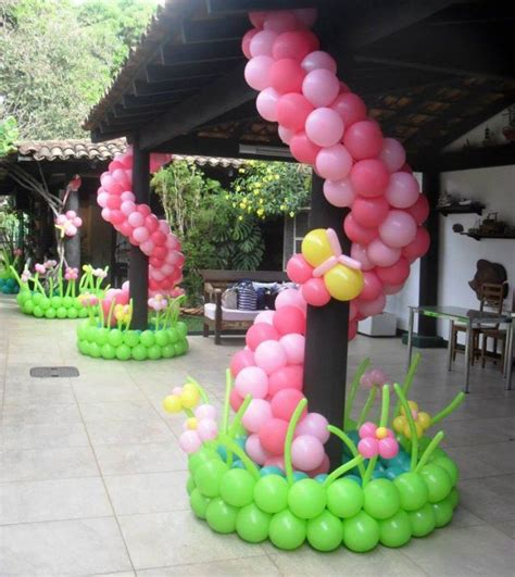 16 Fabulous Balloon Decorations You Can Get Ideas From For