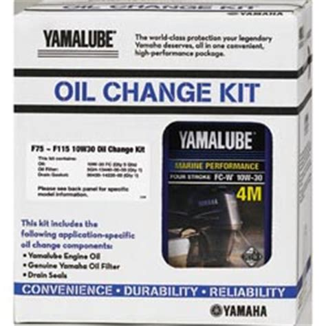Yamaha Boat Motor Oil Change by Yamaha Outboard Yamalube 174 Outboard Oil Change Kits Boats