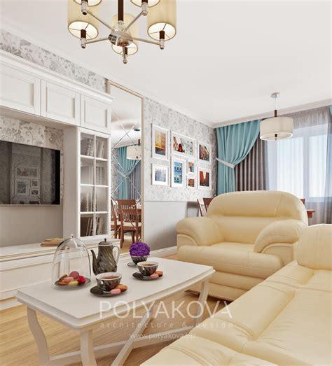 Информация о дизайнпроектах интерьера от АБ Полякова