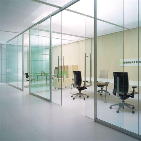 cloison de bureau vitr 233 e bord 224 bord espace cloisons alu ile de agencement et am 233