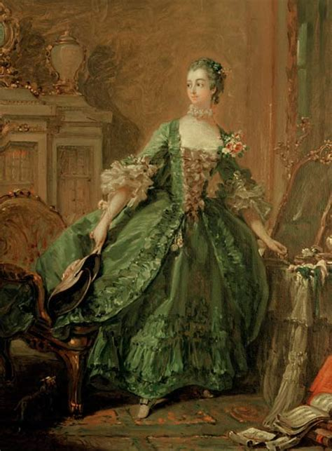 madame de pompadour fran 231 ois boucher as print or painted