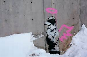 Banksy Parodies 'Girl with a Pearl Earring' in New ...