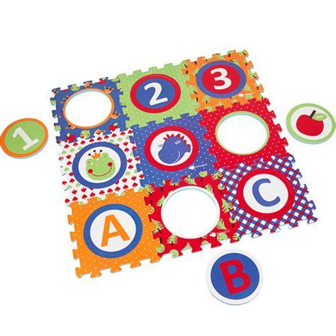 puzzle tapis pour b 233 b 233 baby fitness area puzzle