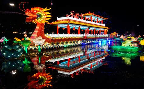 Gildas Dragon Boat Festival 2018 by Longleat Festival Of Light 2017