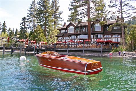 Tahoe Gondola Boat by 4 New Ways To Sail Lake Tahoe From A Powerboat Picnic To A